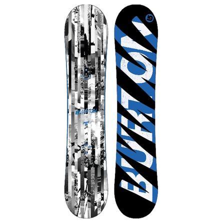 Burton Super Hero Smalls Flying V-Rocker Snowboard (Boys') -