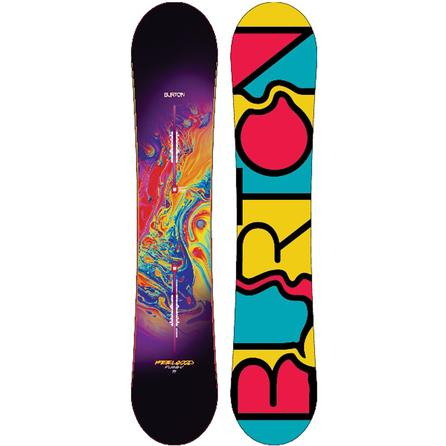 Burton Feelgood Flying V-Rocker Snowboard (Women's) -