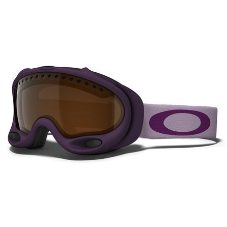 Oakley A-Frame Goggles (Adults') - Grape Wine