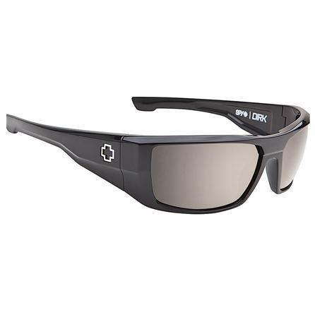 Spy Dirk Polarized Sunglasses - Dirk Black