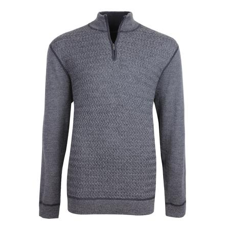 Bugatchi Half Zip Sweater (Men's) -