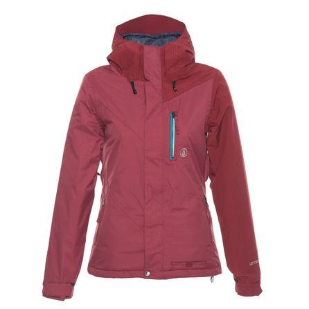 Volcom Free Insulated Snowboard Jacket (Women's) -