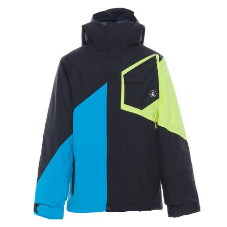 Volcom Ace Insulated Snowboard Jacket (Boys') -