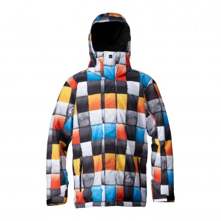 Quiksilver Mission Insulated Snowboard Jacket (Men's) -