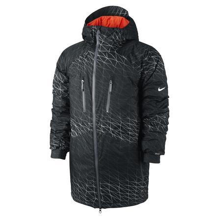 Nike Aeroloft Kampai Insulated Snowboard Jacket (Men's) -