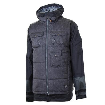 Nike Bellevue 3-In-1 Insulated Snowboard Jacket (Men's) -