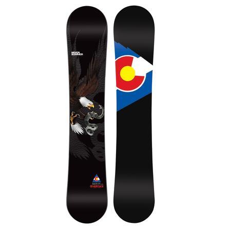 Never Summer Heritage X Wide Snowboard (Men's) -