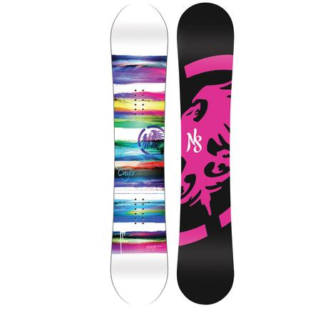Never Summer Onyx Snowboard (Women's) -