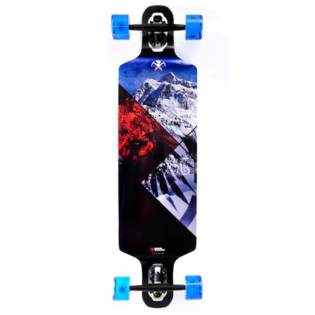 Never Summer Clutch Longboard Skateboard -