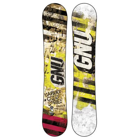 Gnu Carbon Credit Wide Snowboard (Men's) -