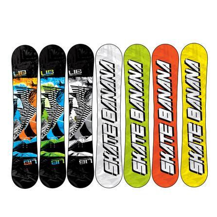 Lib Tech Skate Banana Wide Snowboard (Men's) -