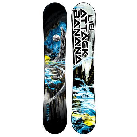 LibTech Attack Banana Snowboard (Men's) -