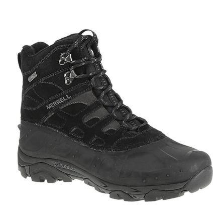Merrell Moab Polar Waterproof Boot (Men's) - Black