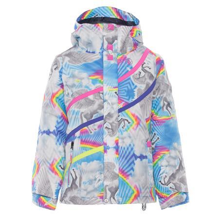 Volcom Pegasus Insulated Snowboard Jacket (Girls') -