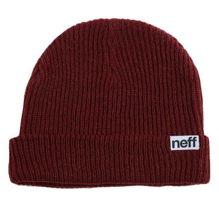 Neff Fold Beanie (Men's) - Maroon