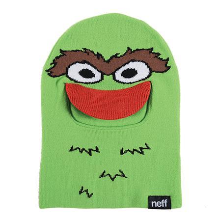 Neff Full Visor Hat (Men's) - Oscar