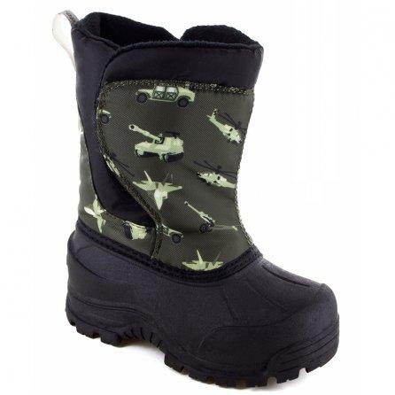 Northside Snoqualmie Boot (Little Kids') - Olive