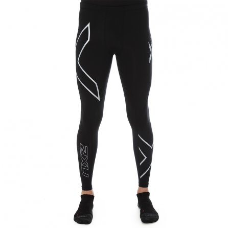 2XU Thermal Compression Baselayer Tight (Men's) - Black/ Black
