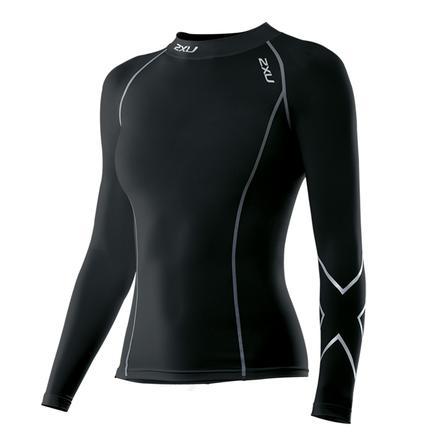 2XU Long Sleeve Compression Baselayer Top (Women's) -