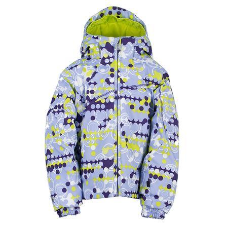 Spyder Bitsy Glam Ski Jacket (Toddler Girls') -