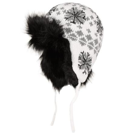 Screamer Scotch Hat (Women's) - White/Grey/Black