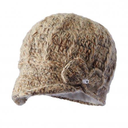 Screamer Charm Cloche Hat (Women's) - Beige