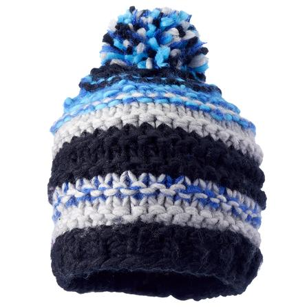 Screamer Charlotte Hat (Girls') - Black/Gray/Blue