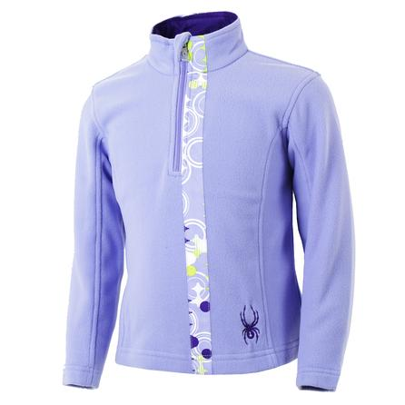 Spyder Bitsy Speed Fleece Top (Toddler Girls') -