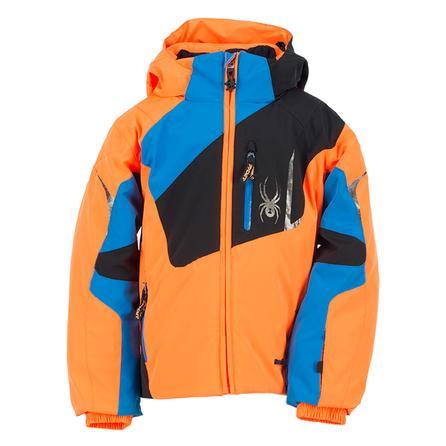 Spyder Mini Leader Ski Jacket (Toddler Boys') -
