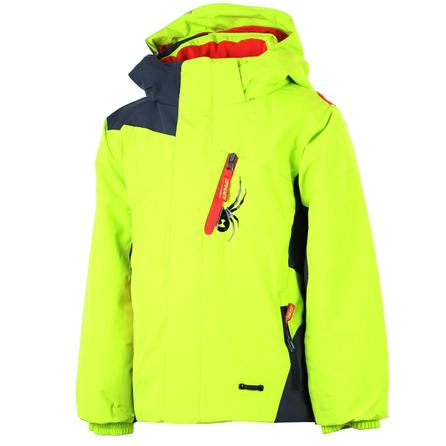 Spyder Mini Challenger Ski Jacket (Toddler Boys') -