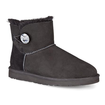 UGG Mini Bailey Button Bling Boot (Women's) -