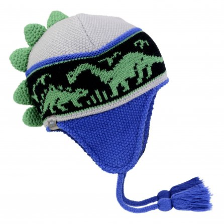 Turtle Fur Dr Dino Hat (Little Boys') - Blue