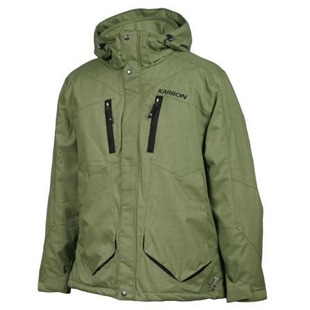 Karbon Infrared Insulated Ski Jacket (Men's) -