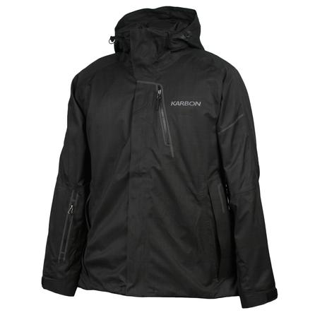 Karbon Stealth Insulated Ski Jacket (Men's) -