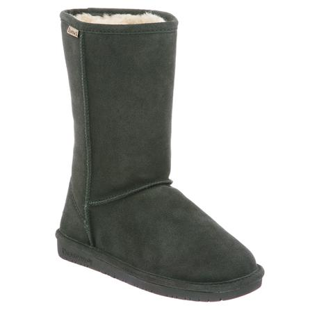 Bearpaw Emma Short Boot (Women's) - Evergreen