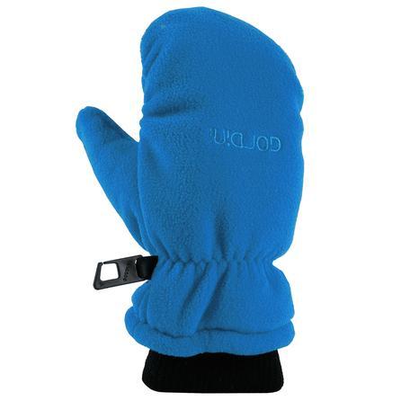 Gordini Fuzzy Waterproof Mitten (Little Kids') - Bright Blue