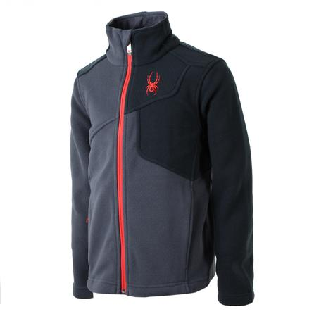 Spyder Speed Zip Fleece Jacket (Boys') -