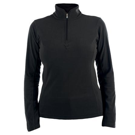 Spyder Shimmer Bug Velour Fleece Top (Women's) -