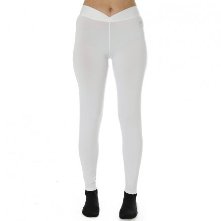 Snow Angel Cybersilk V Waist Baselayer Legging (Women's) - White