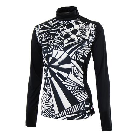 Hot Chillys Sublimated Print Baselayer Top (Women's) -