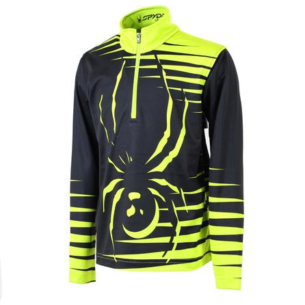 Spyder Powergrade DryWEB Mid-Layer Top (Boys') -