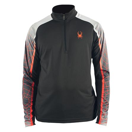 Spyder Web Strong Dry WEB Mid-Layer Top (Men's) -