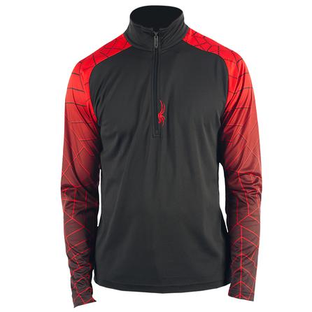 Spyder Linear Dry WEB Mid-Layer Top (Men's) -