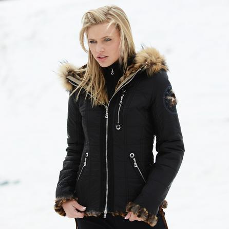 Bogner Vivien Fur Insulated Ski Jacket (Women's) -