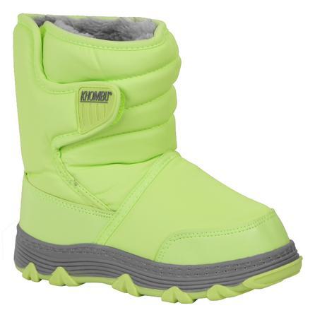 Khombu Juniper Boot (Little Kids') - Lime