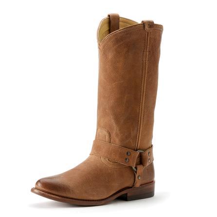 Frye Wyatt Harness Boot (Women's) - Sand