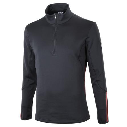 Armani 1/2-Zip Mid-Layer Top (Men's) -