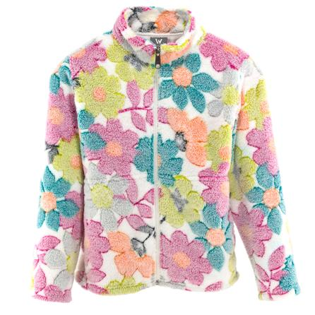 White Sierra Warm and Fuzzy Fleece Jacket (Kids') -
