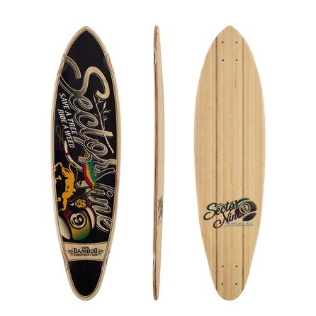 Sector 9 Hot Steppa Longboard Skateboard -