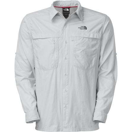 The North Face Long Sleeve Cool Horizon Woven Shirt (Men's) -